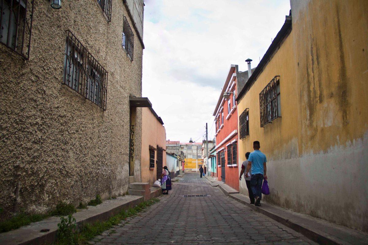 Three Moments in Guatemala