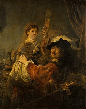 300px-Rembrandt_-_Rembrandt_and_Saskia_in_the_Scene_of_the_Prodigal_Son_-_Google_Art_Project