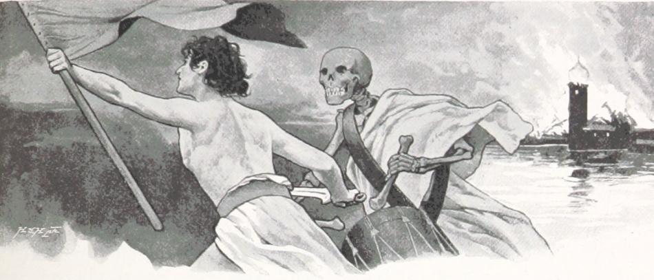 Na úsvitě nové doby. Dějiny roku 1848. v zemích českých. [With illustrations, including portraits and facsimiles.]